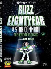 BUZZ LIGHTYEAR CARTOON ARABIC DVD ENGLISH SUBTITLE