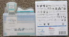 SIZZIX Eclips Pre-loaded cartridge SPECIAL OCCASIONS 656171 50 re-size designs
