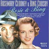 Clooney, Rosemary,Crosby, Bing, Rosie and Bing, CD, Very Good