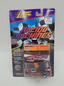 JOHNNY LIGHTNING - RACING MACHINES - BUNNY BURKETT/ DODGE DAYTONA NHRA FUNNY CAR
