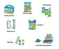 Dinosaurs Party Bag Dinosaur Loot Bags Fillers - Food Boxes, Pencil Sets