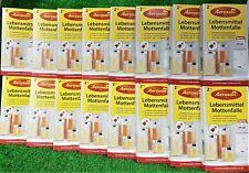 (Stück/1,56€) 16 x2 Stück Aeroxon LEBENSMITTEL MOTTENFALLE PHEROMONFALLE Vers.0€