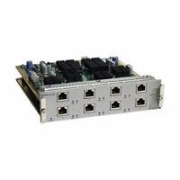 Used Cisco WS-X4908-10G-RJ45 Module 8 Port 10 Gigabit LAN Base-T