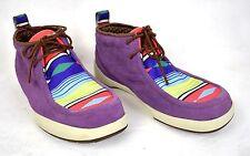 Nike Air Macropus Lite QS Varsity Purple Overcast Mexican Blanket 10 Shoes 37540