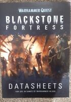 Warhammer Quest Blackstone Fortress Datasheets ( 40k rules for the minis)