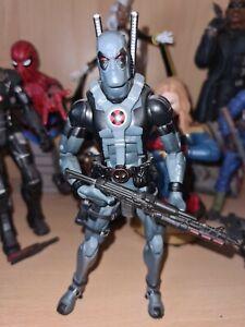 Marvel legends x-force deadpool hasbro figure