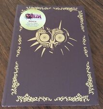 The Legend of Zelda Majora's Mask Collector's Edition Prima Strategy Guide 3DS