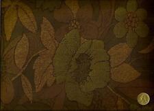 Crypton® Concertex Zenus Villandry Pacific modern floral Upholstery  Fabric
