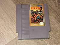 P.O.W. Prisoners of War POW Nintendo Nes Cleaned & Tested Authentic