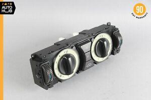 97-00 Mercedes R170 SLK230 AC A/C Heater Climate Control 1708300585 OEM