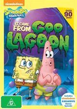 Spongebob Squarepants - It Came From Goo Lagoon (DVD, 2015)