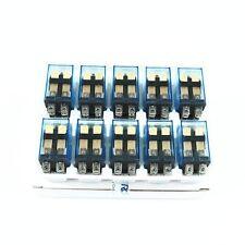 10Pcs DC24V 10A Coil Small relay 8PIN DPDT LY2N-J