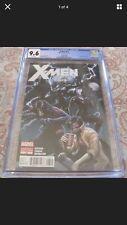 X-men #23 CGC 9.6 Venom Variant HTF NM RARE