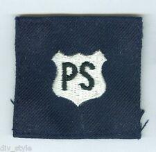 Striker Mark Port Securityman embroidered patch mint condition surplus USCG