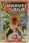 The Marvel Saga: The Official History of the Marvel Universe #4 (Mar 1986)