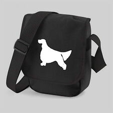 More details for english setter bag shoulder bags handbags birthday gift english setter dog gift