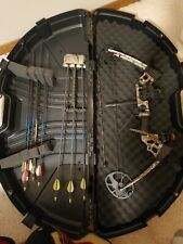 Mathews Mission Craze Youth Bow package. Great Condition! Fantastic Deal!