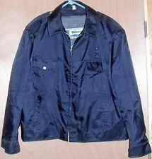 Men's Size XL 48-50 Black Police Jacket Coat Policeman's Patrol Sheriff's Cop's