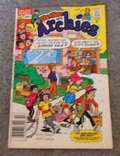 Archie Series The New ARCHIES No 18, October,1989 Comic Book - Movie Madness
