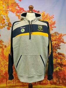 Tipperary GAA Gaelic Athletic Assocation O'Neills grey Hoodie. UK men's size XL
