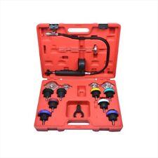 Universal Radiator Pressure Tester Vacuum Cooling System Tank Refill Test 15PCS