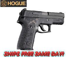 SIG Sauer P228 P229 DAK Piranha Grip G10 - Solid Black New! # 28129