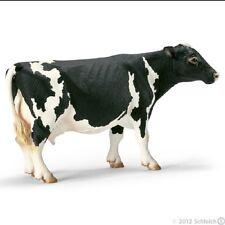Schleich Holstein Cow Figurine Toy 13633 New with Tag