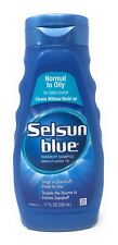 (1) Selsun Blue Dandruff Shampoo, Normal to Oily 11 fl oz EXP 11/19