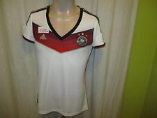 """Deutschland """"DFB"""" Nr.1308 Adidas Damen/Lady Heim WM Sieger Trikot 2014 Gr.L TOP"""