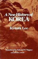 A New History of Korea (Harvard-Yenching Institute Publications) Lee, Ki-Baik H