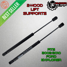 Lift Support Shocks For Ford Explorer 2002-2010 Front Hood Gas Springs New 2pc