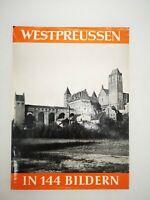 Buch: Westpreußen in 144 Bildern 1959 Dr. H.B. Meyer