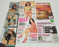 CATHE FRIEDRICH Low Impact Step + basic step,3 DVD & 4 Magazines Dieting Health