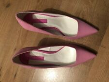 BNWT Ladies Pink Stiletto Style Shoes By Dorothy Perkins (Size 6/39)