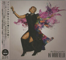 LIV WARFIELD-THE UNEXPECTED-IMPORT CD WITH JAPAN OBI F56