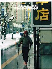 PUBLICITE ADVERTISING 045  2005  Napapijri vetements ski  FABIO PASINI