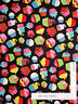 Cupcakes Kitchen Baking Sweet Cotton Fabric Timeless Treasures C5882 By The Yard
