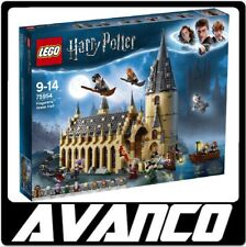 LEGO Harry Potter Hogwarts Great Hall 75954 Ron Hermione BRAND NEW SEALED