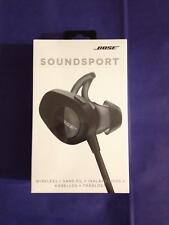 Bose SoundSport 761529-0010 Wireless Headphones Black