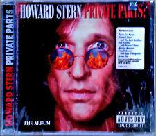 HOWARD STERN - PRIVATE PARTS / THE ALBUM - WARNER BROS. - SEALED CD