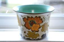 Earthenware European Art Pottery Planters