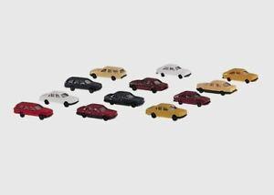 8904 Automobile set -- 3 Each Mercedes Benz 500 SE, Opel Rekord Caravan, BMW 735