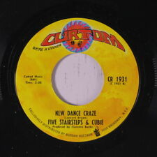 FIVE STAIRSTEPS & CUBIE: New Dance Craze / Don't Change Your Love 45 (classic