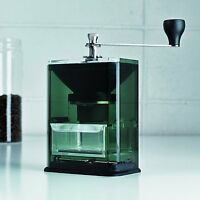 New! HARIO MXR-2TB Clear Hand Grinder from Japan Import!