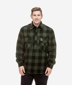 Swanndri Ranger Xtreme Wool Shirt, Ranger Extreme, Wool Smock, Waterproof