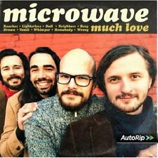 Microwave-MUCH LOVE CD NUOVO