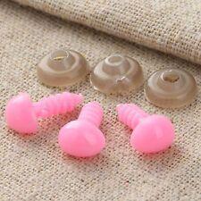 50 un. narices plástica de seguridad para Cachorro de oso De Peluche Muñeco De Peluche Juguete Animal Crafts
