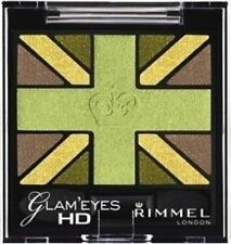 Rimmel Green Eye Shadows