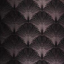 Fibre Naturelle New York Art Deco Chenille Curtain Upholstery Fabric | Staten