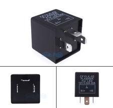 3-Pin Car Flasher Relay Fix LED Light Turn Signal Hyper Flash CF13 CF13JL EP34 M